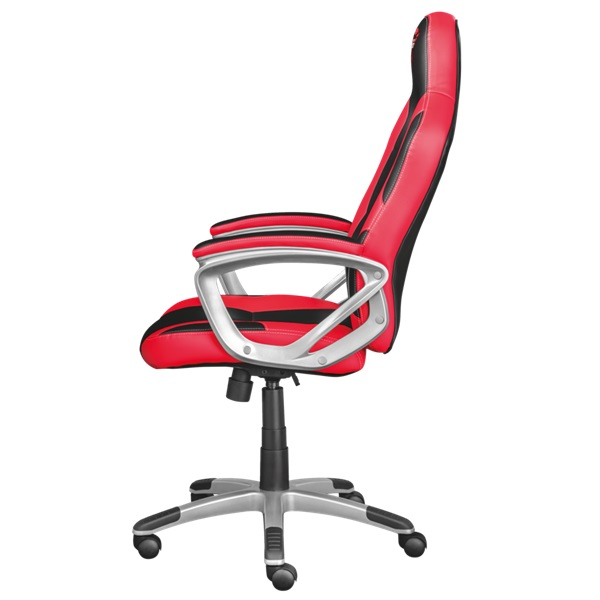 Trust GXT 705 Ryon piros/fekete gamer szék - 5