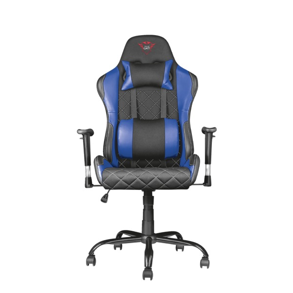Trust GXT 707R Resto kék/fekete gamer szék - 2