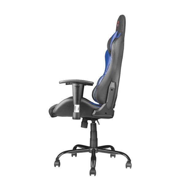 Trust GXT 707R Resto kék/fekete gamer szék - 3