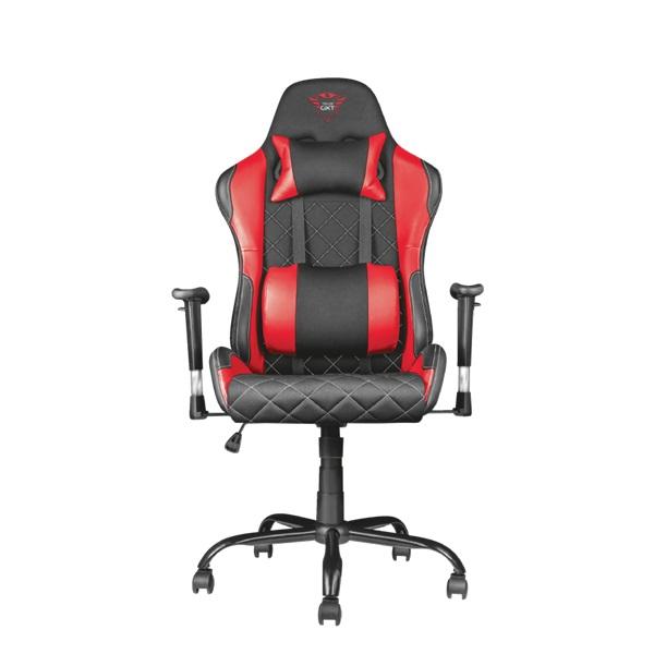 Trust GXT 707R Resto piros/fekete gamer szék - 2