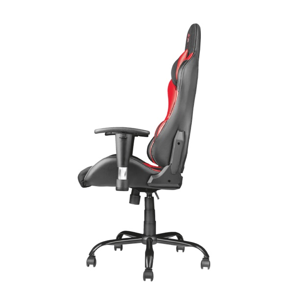 Trust GXT 707R Resto piros/fekete gamer szék - 3