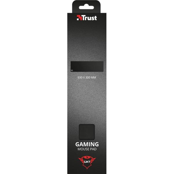 Trust GXT 758 fekete XL gamer egérpad XL - 4