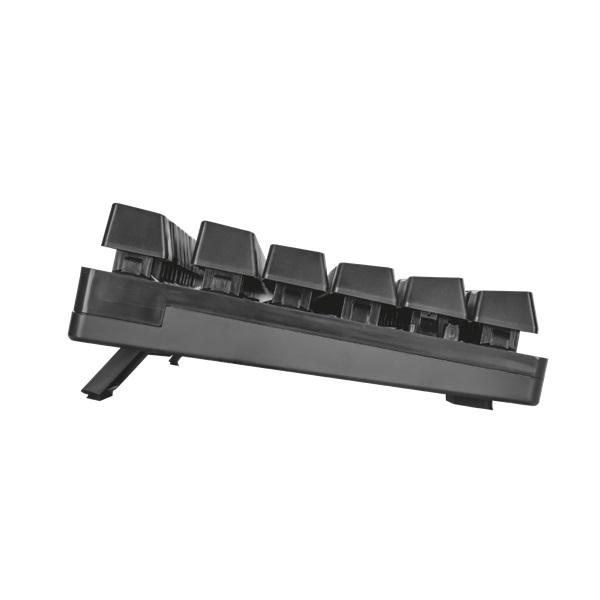Trust GXT 838 Azor HUN fekete billentyűzet + egér - 6