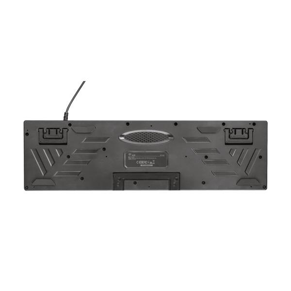 Trust GXT 838 Azor HUN fekete billentyűzet + egér - 7