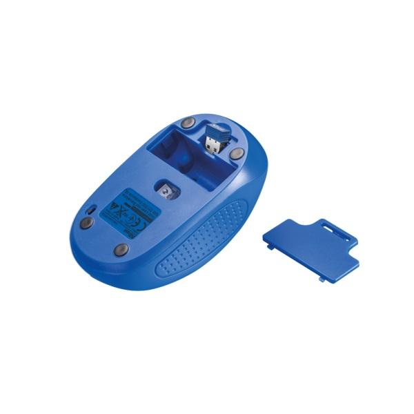 Trust Primo vezeték nélküli kék egér - 3