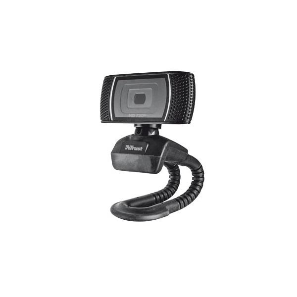 Trust Trino HD mikrofonos fekete webkamera - 1