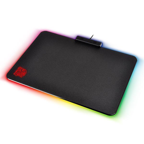Ttesports Draconem RGB Hard Edition világító gamer egérpad - 2
