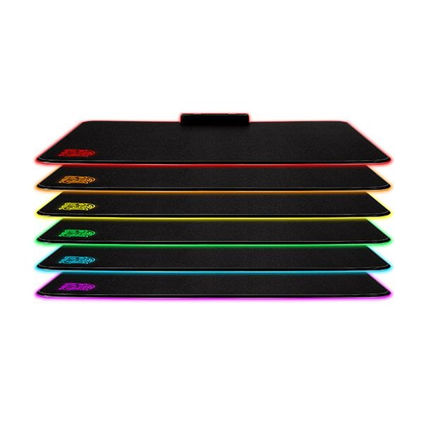 Ttesports Draconem RGB Hard Edition világító gamer egérpad - 4