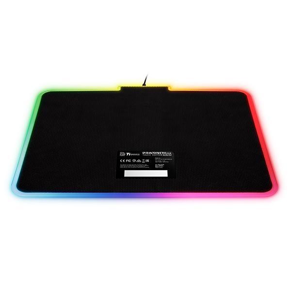 Ttesports Draconem RGB Touch világító gamer egérpad - 4
