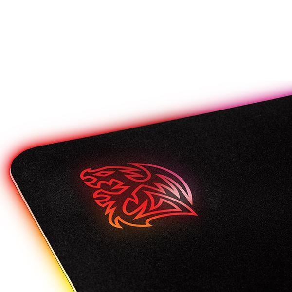Ttesports Draconem RGB világító gamer egérpad - 5