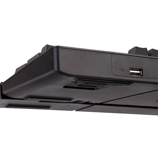 Ttesports Neptune Elite RGB HUN USB mechanikus gamer billentyűzet Brown kapcsolóval - 4