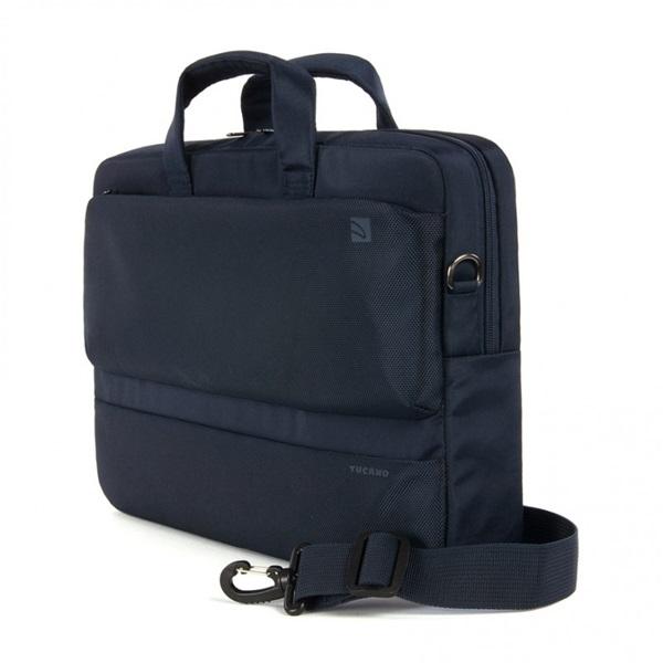 Tucano BDR15-B Dritta Slim 15,6 kék notebook táska - 2
