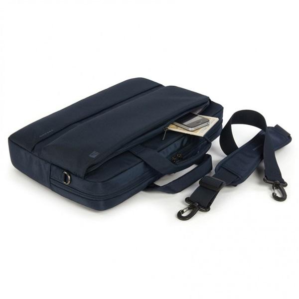 Tucano BDR15-B Dritta Slim 15,6 kék notebook táska - 4