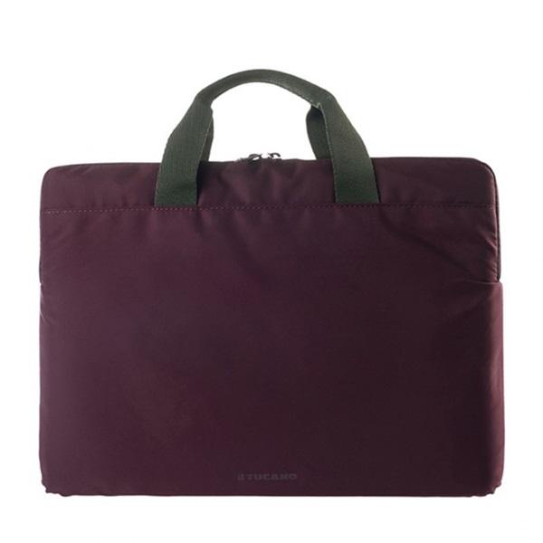 """Tucano BFML1314-BX Minilux 13,3/14"""" vörös notebook táska - 1"""