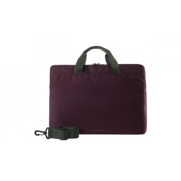 """Tucano BFML1314-BX Minilux 13,3/14"""" vörös notebook táska - 4"""