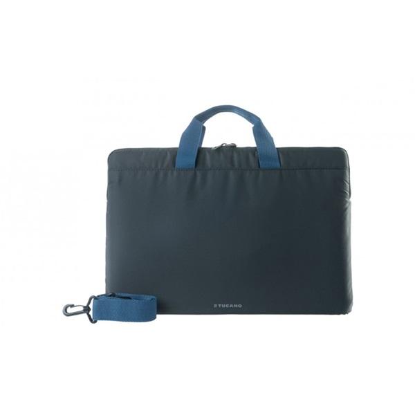 """Tucano BFML1314-DG Minilux 13,3/14"""" szürke notebook táska - 4"""