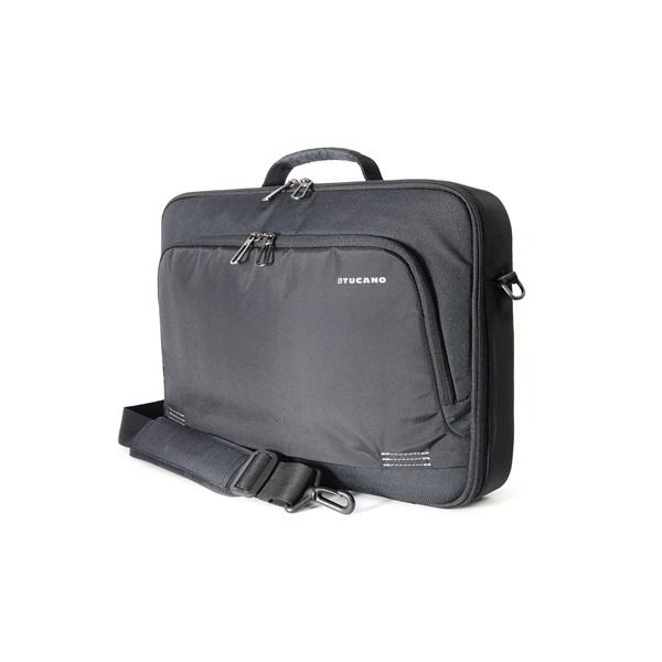 Tucano BFOR15 Forte 15.6 fekete notebook táska - 2
