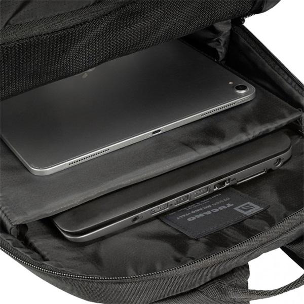 Tucano BKFOR Forte 15.6 fekete notebook hátizsák - 4