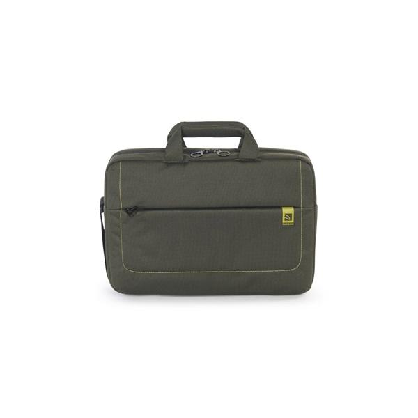 Tucano BSLOOP13-V Loop 13 zöld notebook táska - 1