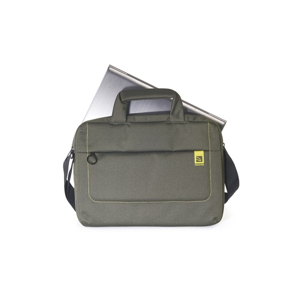 Tucano BSLOOP13-V Loop 13 zöld notebook táska - 3