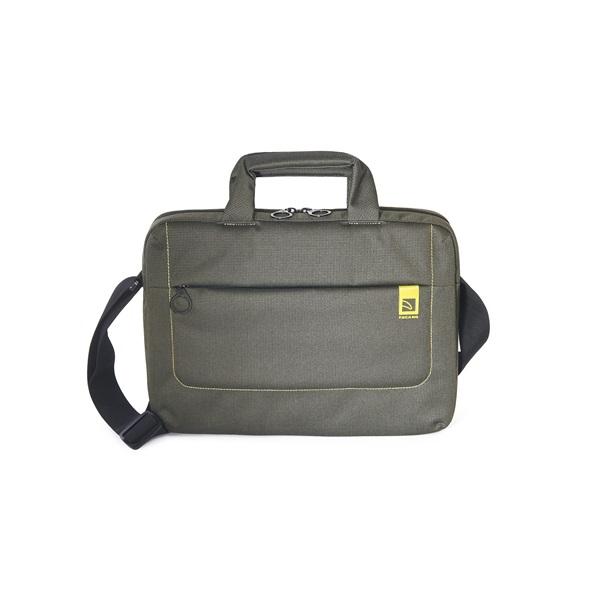 Tucano BSLOOP13-V Loop 13 zöld notebook táska - 6