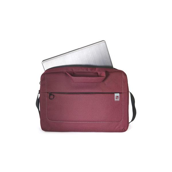 Tucano BSLOOP15-BX Loop 15,6 bordó notebook táska - 3