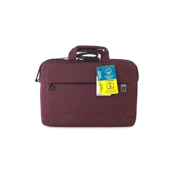 Tucano BSLOOP15-BX Loop 15,6 bordó notebook táska - 6