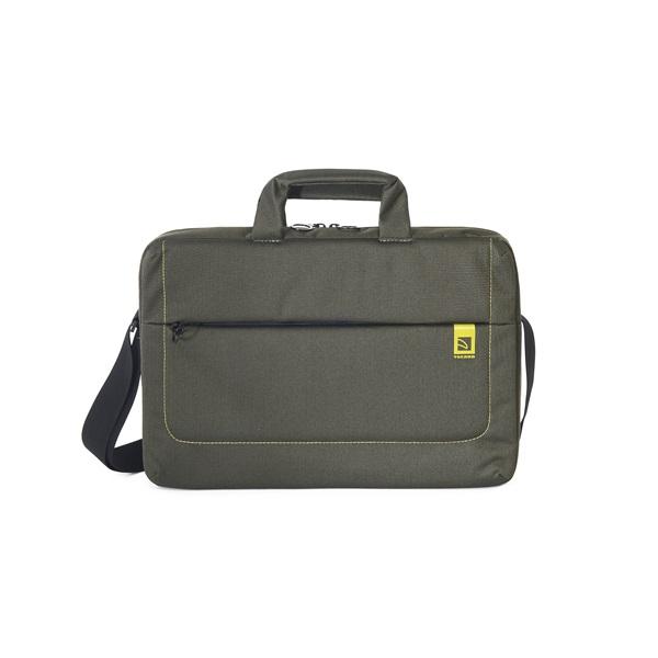 Tucano BSLOOP15-V Loop 15,6 zöld notebook táska - 1