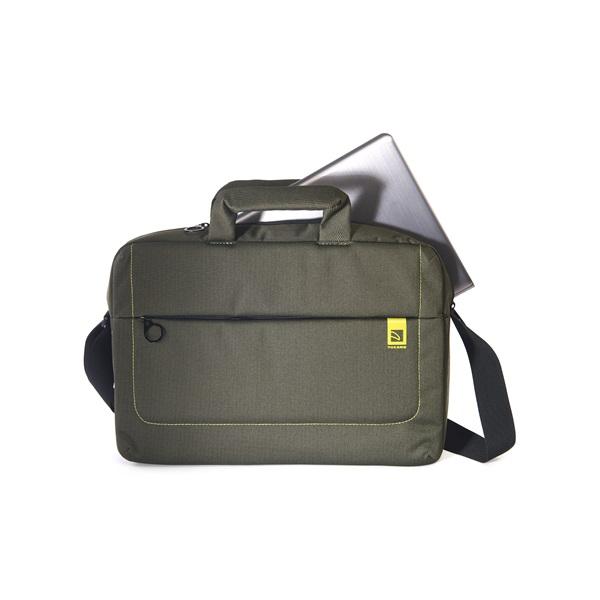 Tucano BSLOOP15-V Loop 15,6 zöld notebook táska - 3