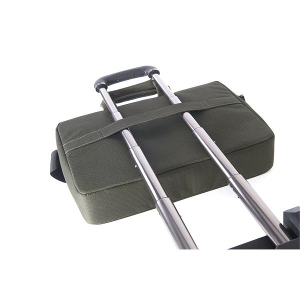 Tucano BSLOOP15-V Loop 15,6 zöld notebook táska - 5