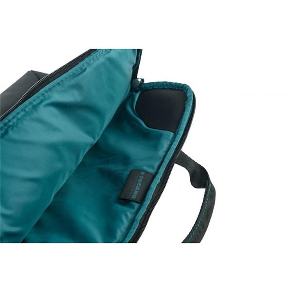 """Tucano BSM1314-BK Smilza 13-14"""" szupervékony fekete notebook táska - 2"""