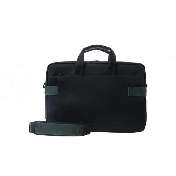 "Tucano BSTR1314-BK Stria 13-14"" fekete notebook táska - 4"