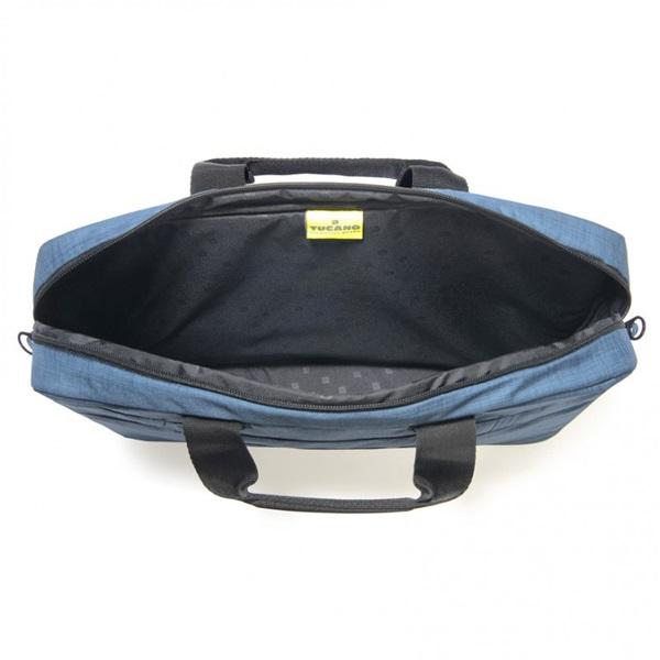 Tucano BSVO15-B Svolta 15,6 kék notebook táska - 3
