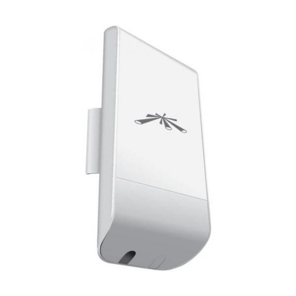 Ubiquiti NanoStation Loco M2, 2.4GHz AirMAX CPE with integrated 8dbi antenna - 1
