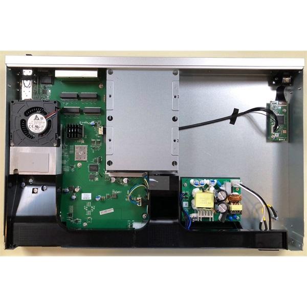 Ubiquiti UniFi Dream Machine PRO 8xGbE LAN 1xSFP 1xSFP+ 19 1U komplett (Switch, Tűzfal, Controller, VPN) hálózati eszkö - 5