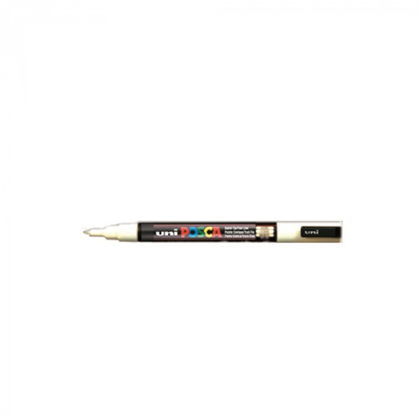 Uni POSCA PC-3M elefántcsont marker - 1
