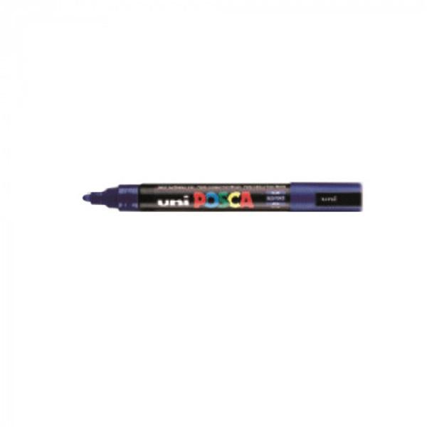 Uni POSCA PC-5M kék marker - 1