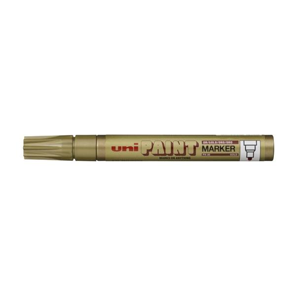 Uni PX-20 arany lakkmarker - 1