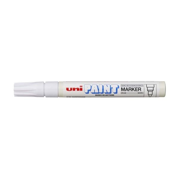 Uni PX-20 fehér lakkmarker - 1