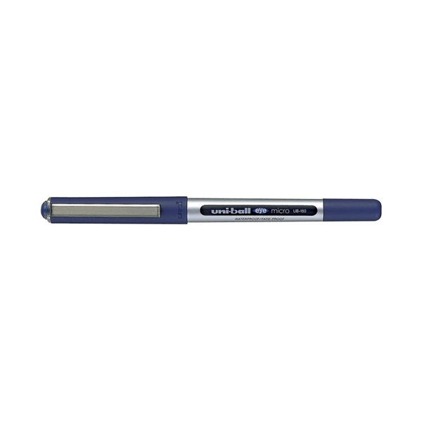 Uni UB-150 Eye Micro kék rollerirón - 1