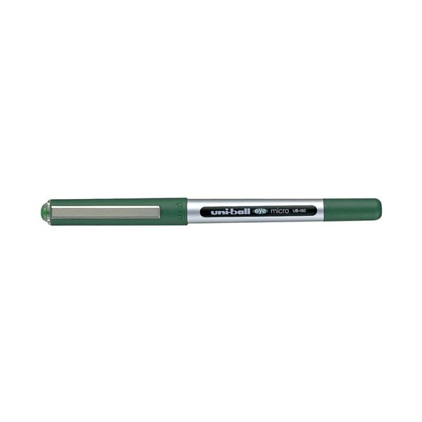 Uni UB-150 Eye Micro zöld rollerirón - 1