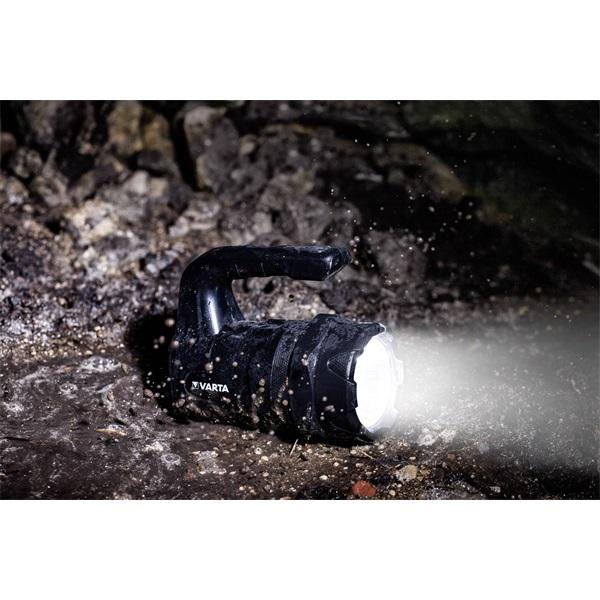 Varta Indestructible BL20 Pro nagy teljesítményű elem lámpa - 4
