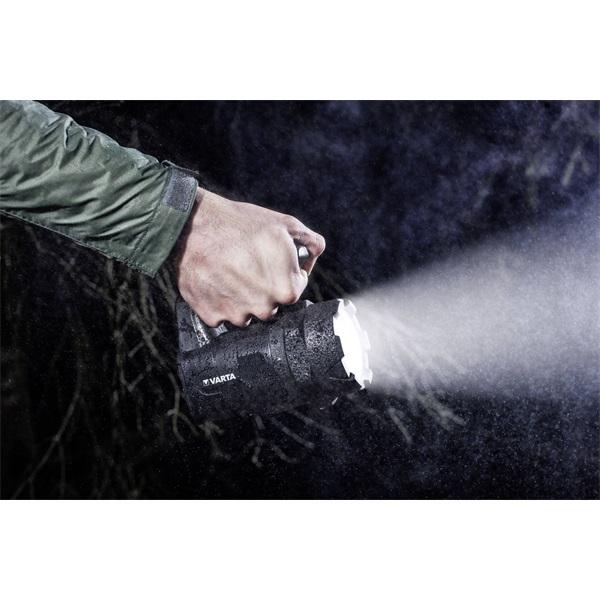 Varta Indestructible BL20 Pro nagy teljesítményű elem lámpa - 5