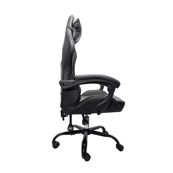 Ventaris VS300BK fekete gamer szék - 3
