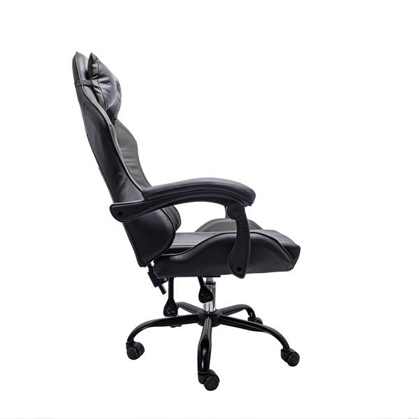 Ventaris VS300BK fekete gamer szék - 4