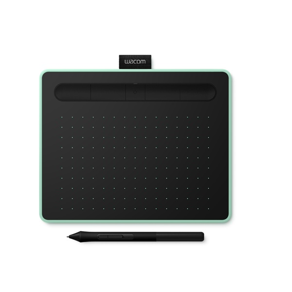Wacom Intuos M pisztácia Bluetooth North digitális rajztábla - 1