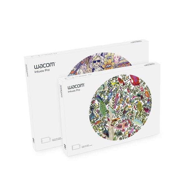 Wacom Intuos Pro Medium 2017 digitális rajztábla - 3