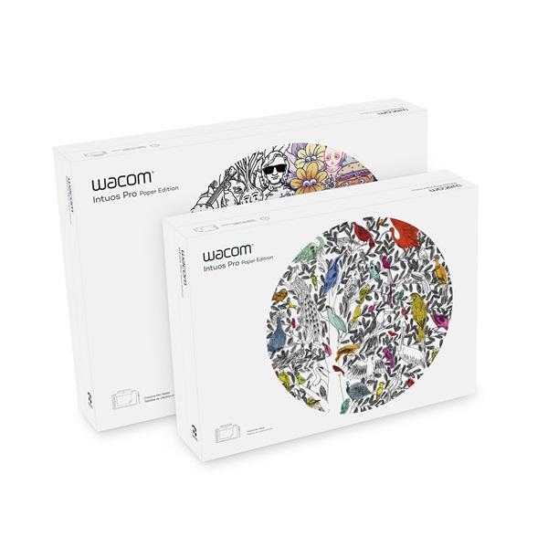 Wacom Intuos Pro Paper Edition Large 2017 digitális rajztábla - 3