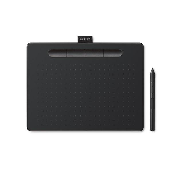 Wacom Intuos S fekete digitális rajztábla - 1
