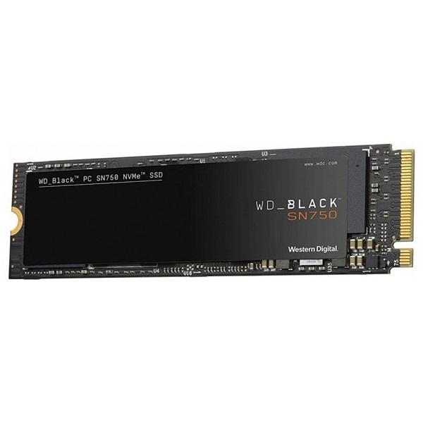 Western Digital 1000GB M.2 2280 SN750 NVMe Black (WDS100T3X0C) SSD - 1
